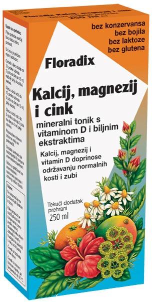 Floradix kalcij, magnezij i cink®