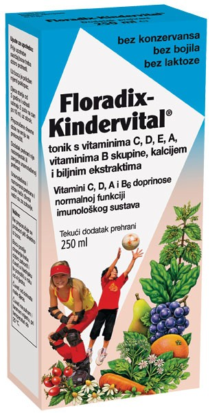 Floradix KINDERVITAL®