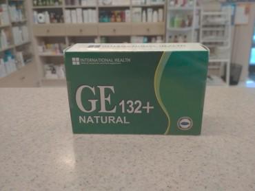 GE 132+ Natural kapsule