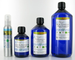 Geranij - organski hidrolat - FLORIHANA