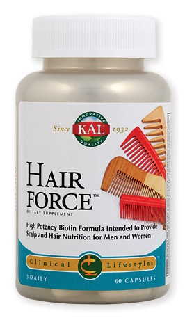 KAL Hair force