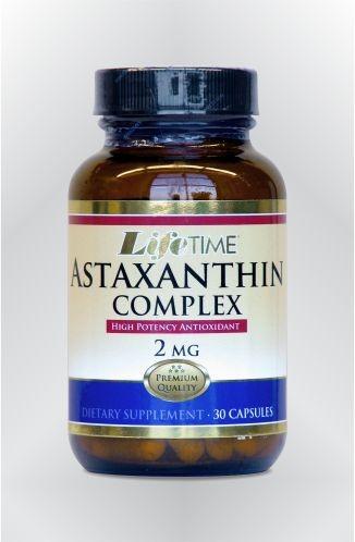 Astaksantin kompleks - kapsule - LIFETIME