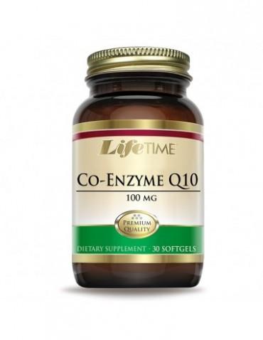 Koenzim Q10 - meke kapsule - LIFETIME