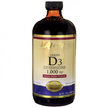 LifeTime tekući Vitamin D3