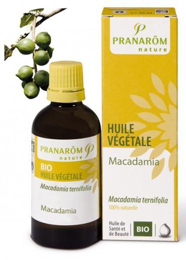 Makadamija, ulje - PRANAROM