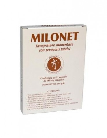 Milonet - Bromatech