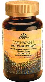 Solgar Multi-Nutrient formula