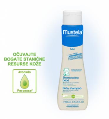 Mustela baby šampon