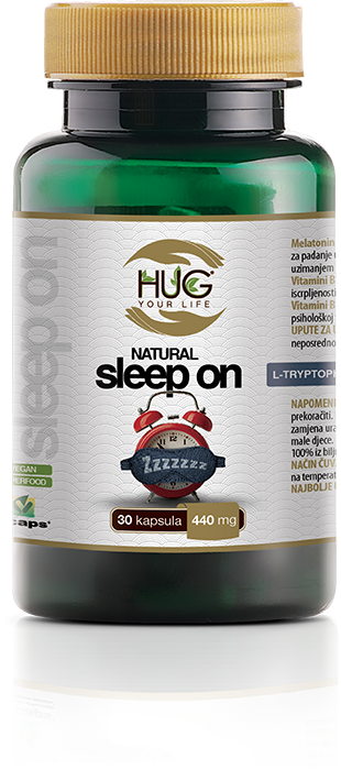 Hug your life - NATURAL SLEEP ON