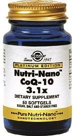 Solgar Nutri-Nano™ Co-Q10