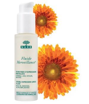 Nuxe Merveillance serum za brisanje bora i zdravi sjaj kože