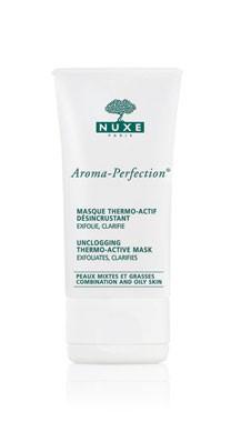 Nuxe Termoaktivna maska s učinkom pilinga i čišćenja kože