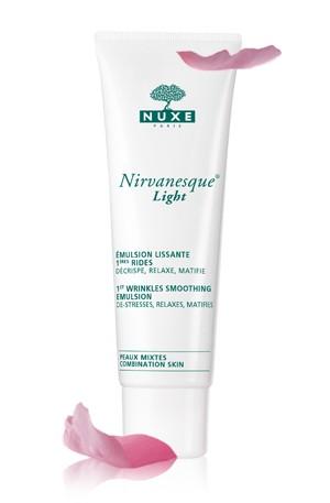 Nuxe Nirvanesque Light emulzija za zaglađivanje prvih bora