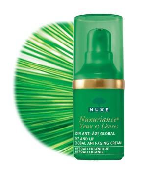Nuxe Nuxuriance krema protiv starenja kože oko očiju i usana