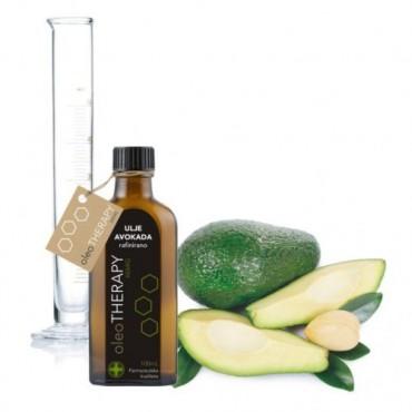 Avokado, ulje (rafinirano) - oleoTHERAPY