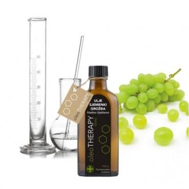 Grožđe (sjemenke), ulje (hladno tiješteno