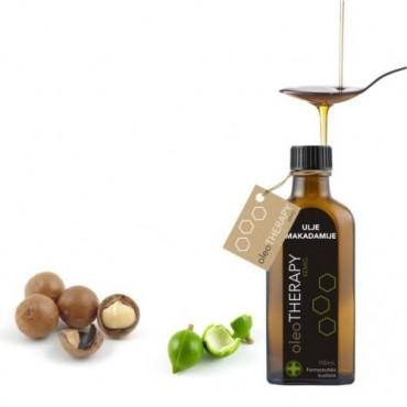 Makadamija, ulje - oleoTHERAPY