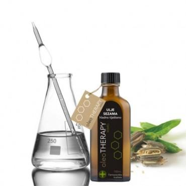 Sezam, ulje (hladno tiješteno