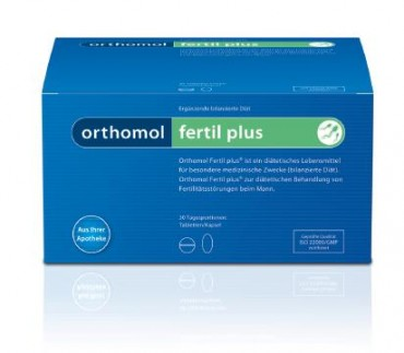 Orthomol Fertil plus®