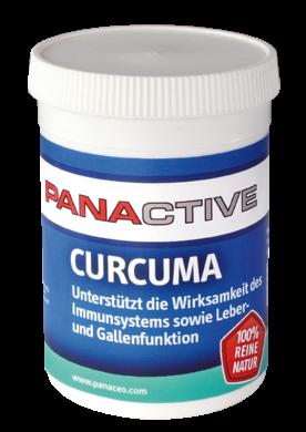Panaceo Panactive Curcuma