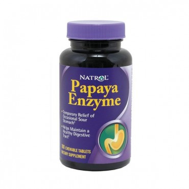 Natrol - Papaya Enzyme