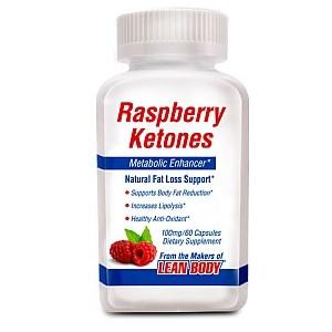 Labrada Raspberry Ketones - ketoni maline