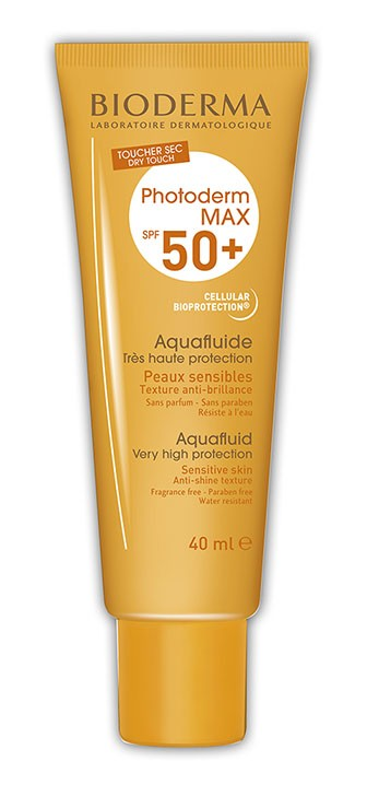 Photoderm MAX SPF 50+ Aquafluid (Dry touch)