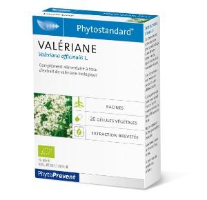 Phytostandard Odoljen (valerijana) kapsule