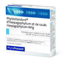 Phytostandard Vražja kandža - Vrba tablete