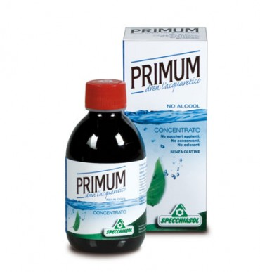 Specchiasol Primum Dren sirup bez alkohola
