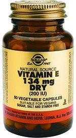 Solgar Prirodni vitamin E