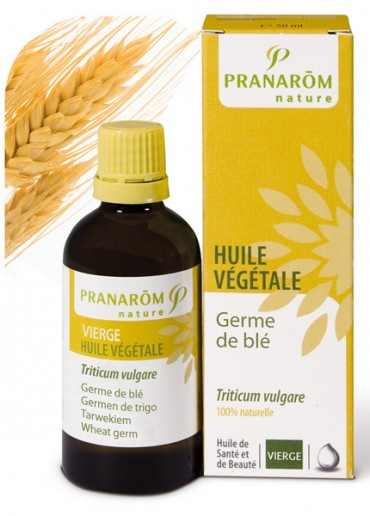 Pšenične klice, ulje, hladno tješteno - PRANAROM
