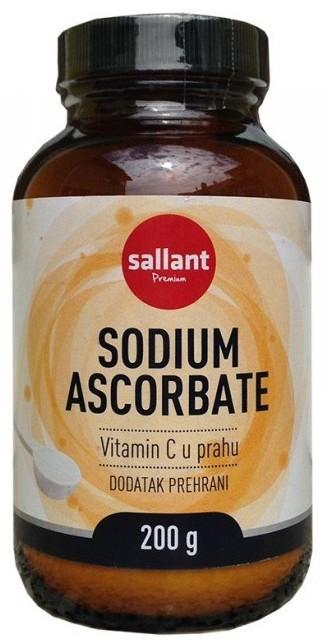 Sallant Natrij askorbat - vitamin C u prahu