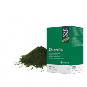 Sensilab ALL IN A DAY Chlorella