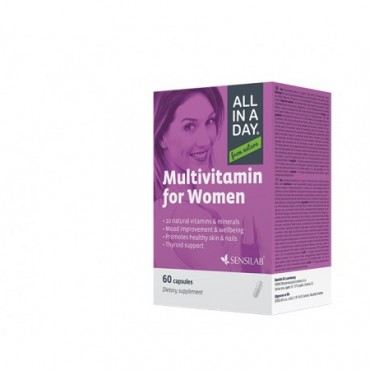 Sensilab ALL IN A DAY Multivitamin for Women