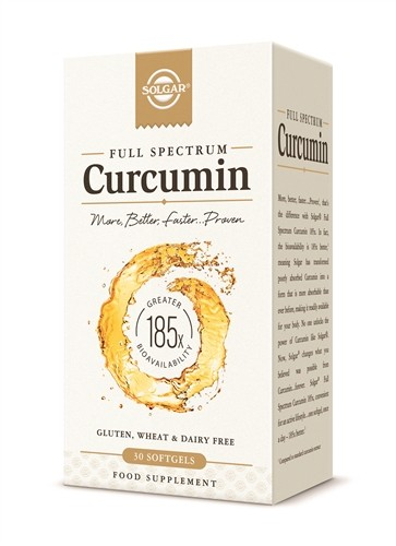 Solgar Full spectrum Curcumin
