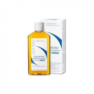Ducray Squanarom šampon za masnu prhut