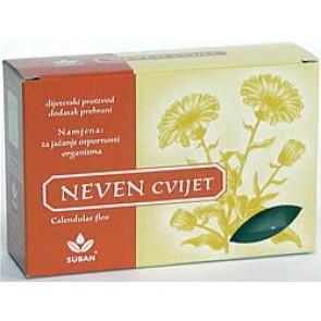 Suban Čaj neven cvijet