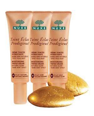 Nuxe Prodigieux tonirana hidratantna krema za lice