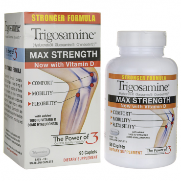 Trigosamine® Max Strength
