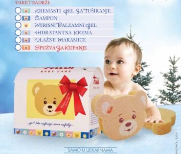 Trudi box paket