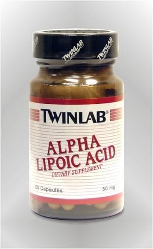 Alfa lipoična kiselina - kapsule - TWINLAB