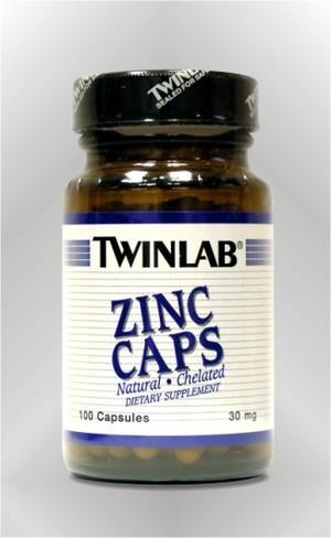Cink - kapsule - TWINLAB