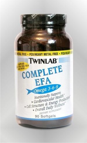 Complete EFA - kapsule - TWINLAB