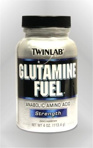 Glutamine Fuel - prah - TWINLAB