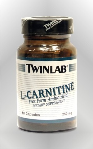 L-Karnitin - kapsule - TWINLAB