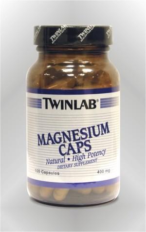 Magnezij - kapsule - TWINLAB