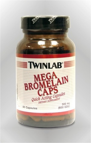 Mega Bromelain - kapsule