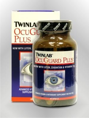 Ocuguard Plus - kapsule - TWINLAB