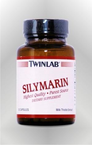 Silymarin - kapsule - TWINLAB